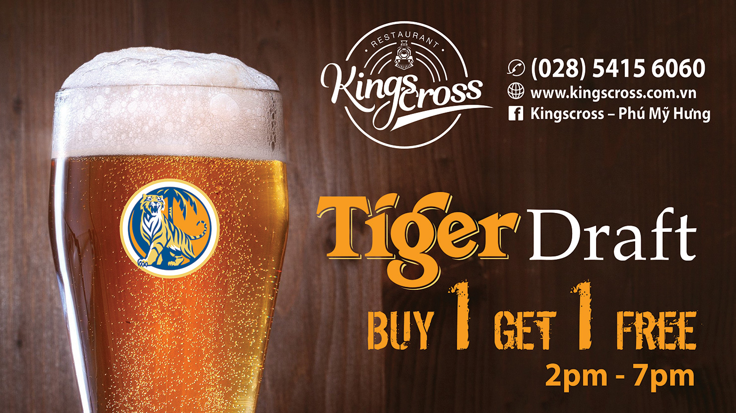kingscross beer offer
